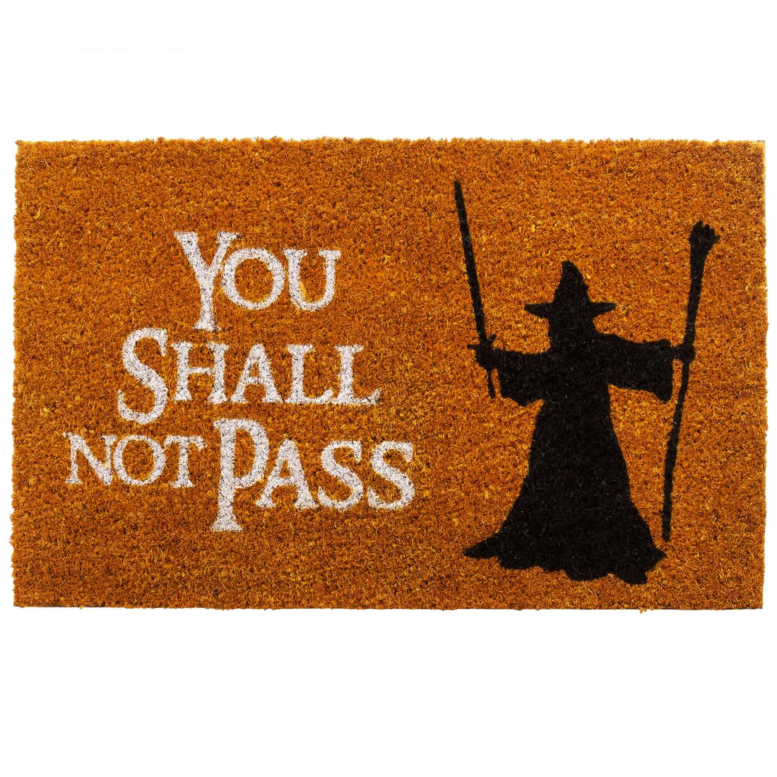 Paillasson You Shall Not Pass Getdigital