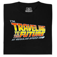 Traveling To The Future T-Shirt