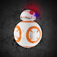 Star Wars The Force Awakens Wall Lamp BB-8
