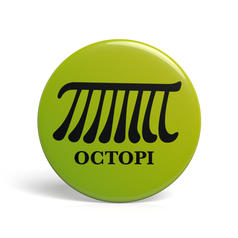 Geek Pin Octopi