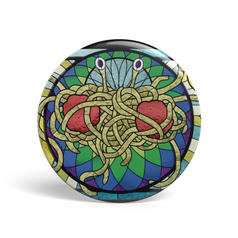 Geek Pin Church Of The FSM