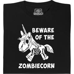Beware of the Zombiecorn (Attention au zombicorne) T-Shirt