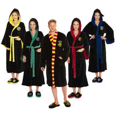 Peignoirs Harry Potter de Poudlard