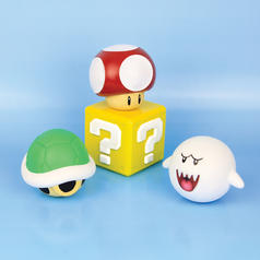 Jouets anti-stress Nintendo Super Mario