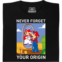 Never Forget Your Origin T-Shirt
