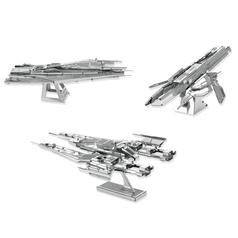 Kits de construction Metal Earth 3D de Mass Effect