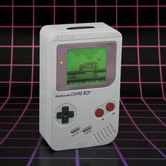 Nintendo Game Boy Money Box
