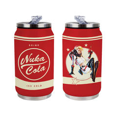 Fallout Nuka Cola Metal Can