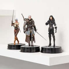 Figurines de collection de The Witcher 3 - Wild Hunt