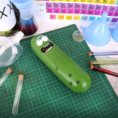 Rick and Morty Pickle Rick Box