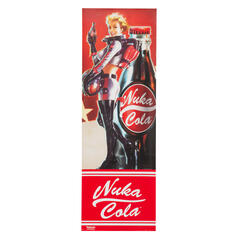 Fallout 4 Door Poster Nuka Cola Girl