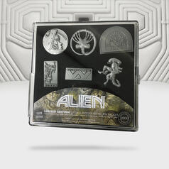 Alien Limited Edition Badge Set