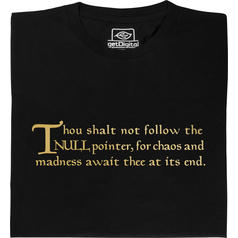 Pointeur-nul T-Shirt