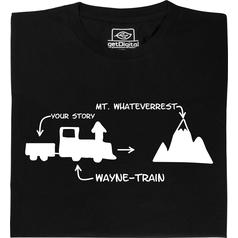 Train Wayne T-Shirt