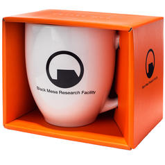 Mug Half-Life Black Mesa Research Facility