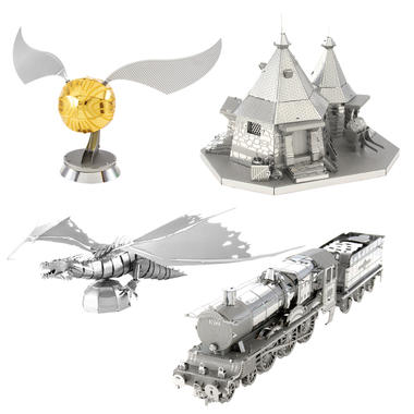 Kits de construction Metal Earth 3D de Harry Potter
