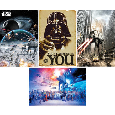 poster star wars | getdigital